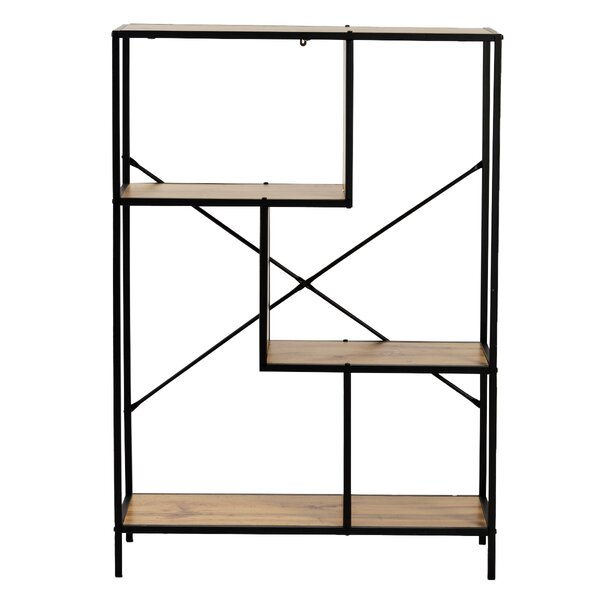 Iglesias Etagere Bookcase By 17 Stories