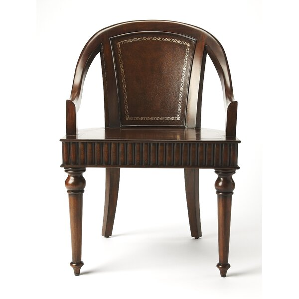 Torrington Barrel Chair by Darby Home Co