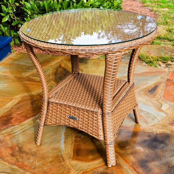 Fleischmann Side Table by Darby Home Co