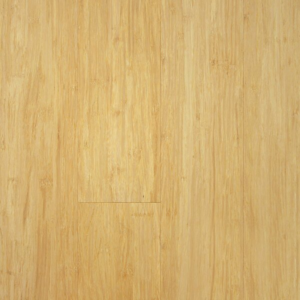 3-6/7 Solid Strandwoven Bamboo Flooring in Natural by Albero Valley