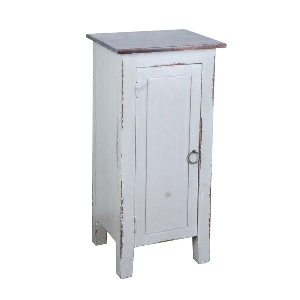 Ally 1 Door Accent Cabinet [August Grove]