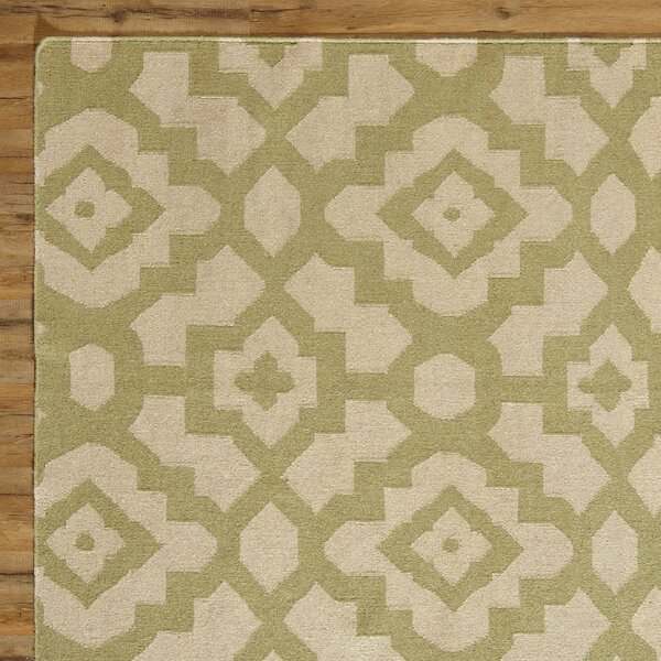 Dana Putty & Leaf Rug by Birch Lane™
