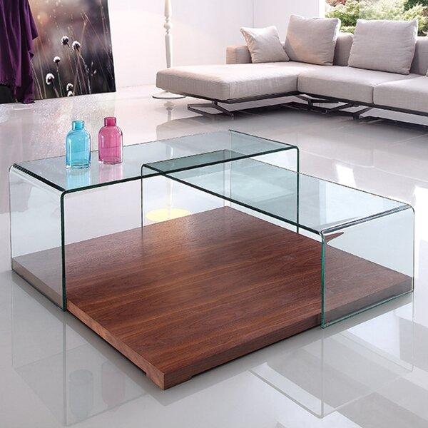 Heiko Coffee Table by Casabianca Furniture