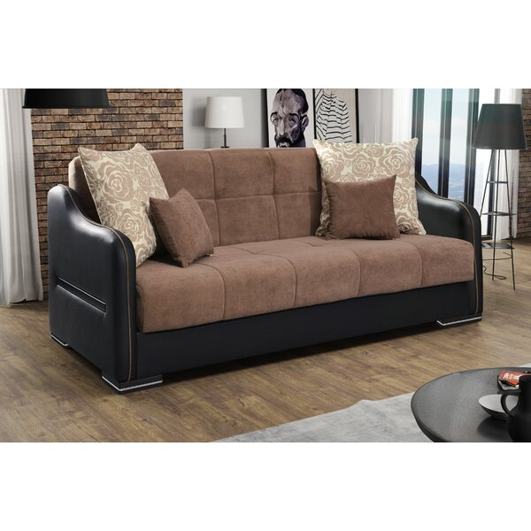 Hasting Sleeper Sofa By Ebern Designs Today Only Sale
