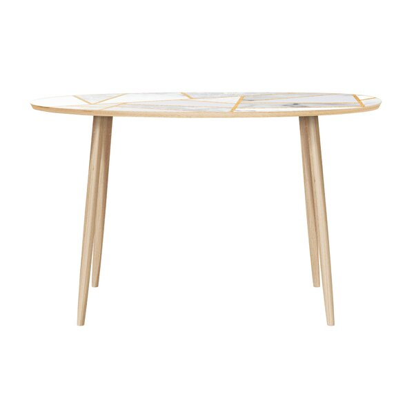 Hackbarth Dining Table By Wrought Studio