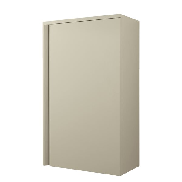 Brit 19.69 W x 33.46 H Wall Mounted Cabinet