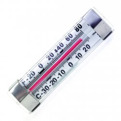 ProAccurate Refrigerator/Freezer Thermometer by CDN