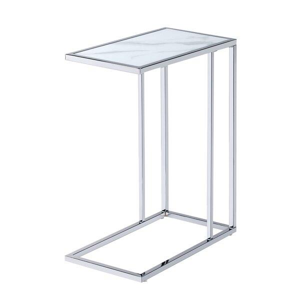 Pocola End Table by Mercer41 Mercer41