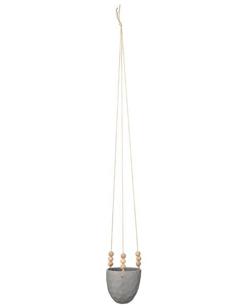 Preas Ceramic Hanging Planter by Bungalow Rose
