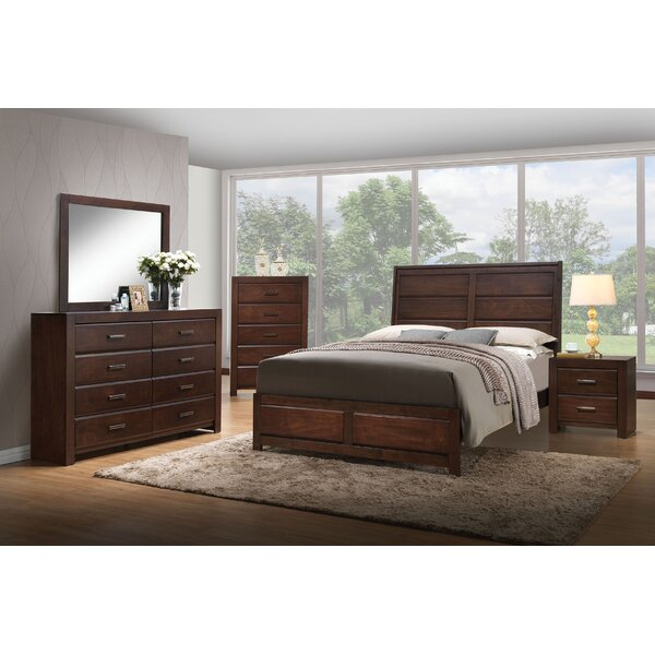 Schiffman Panel Configurable Bedroom Set by Latitude Run