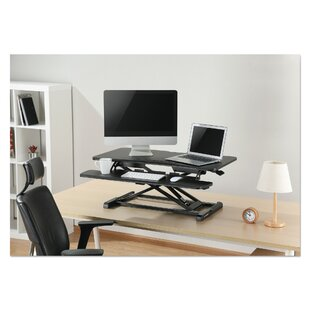 Kanode Height Adjustable Standing Desk Converter
