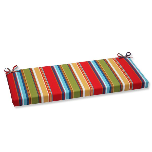 Westport Garden Indoor/Outdoor Bench Cushion by Pillow Perfect