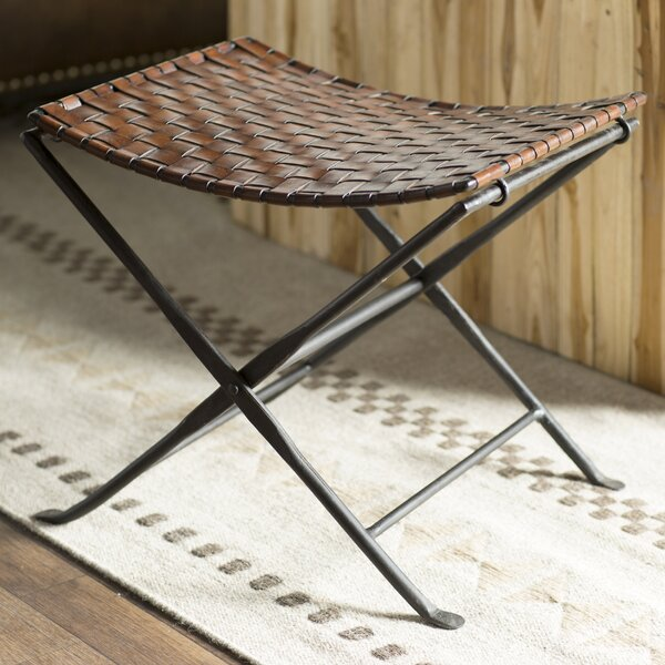 Alessandro Folding Stool by Mistana