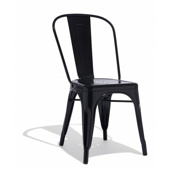 Tamela Industrial Dining Chair (Set of 4) by Williston Forge