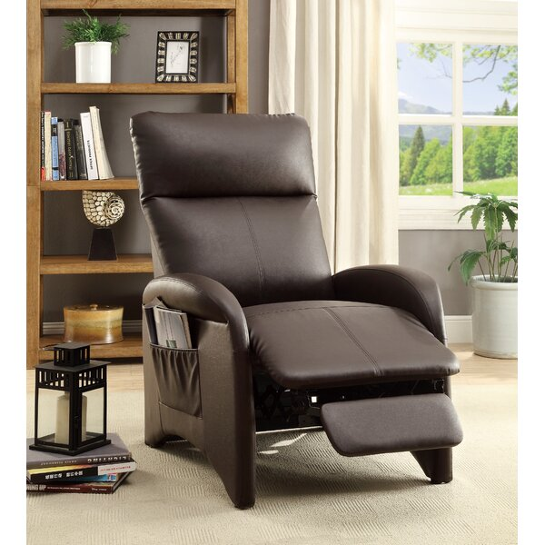 Tamas Manual Glider Recliner [Red Barrel Studio]