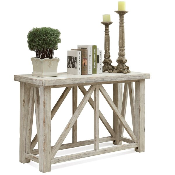 Chicoree 48-inch Console Table by Feminine French Country Feminine French Country