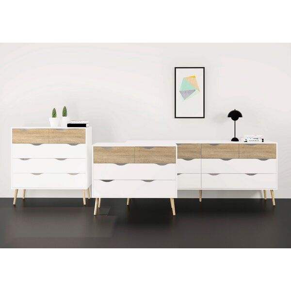 Mateer 4 Drawer Chest by Langley Street