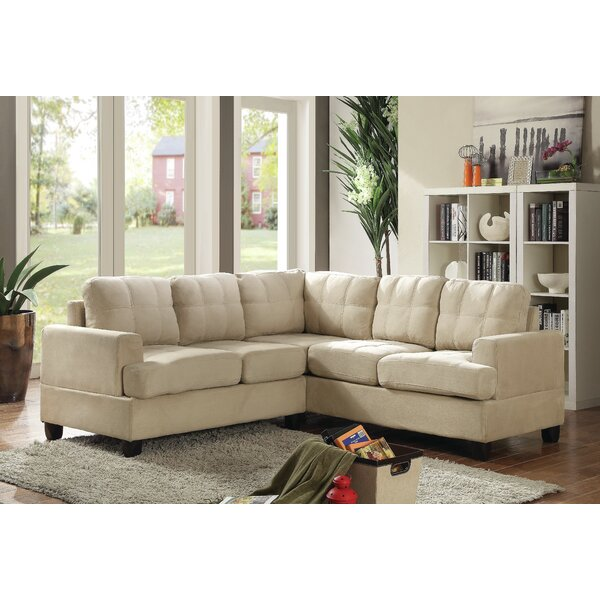 Buy Cheap Allec Sectional