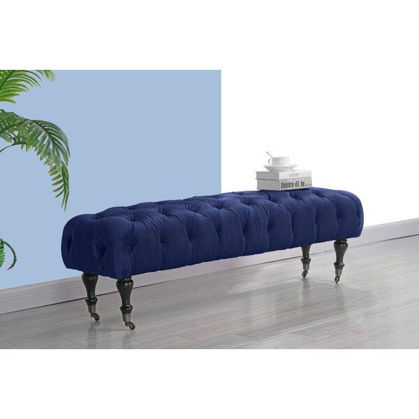 Brookline Upholstered Bench by Mercer41