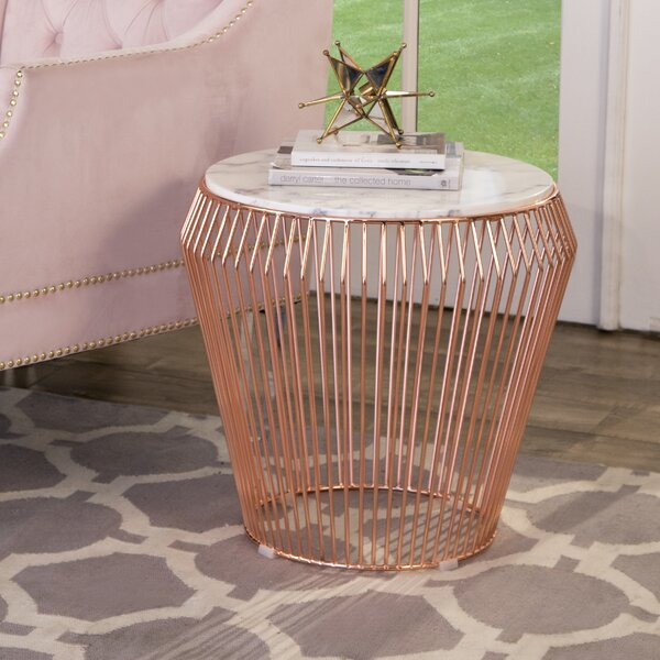 Brooklyn End Table by Ivy Bronx