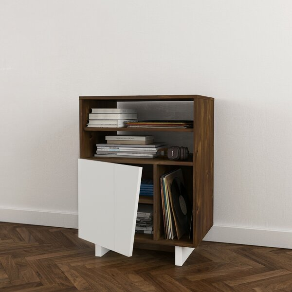 Arquette Audio Tower Entertainment Center by Latitude Run