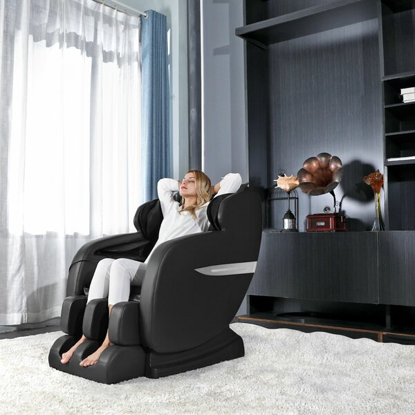 Ugears Heated Full Body Massage Chair By Freeport Park