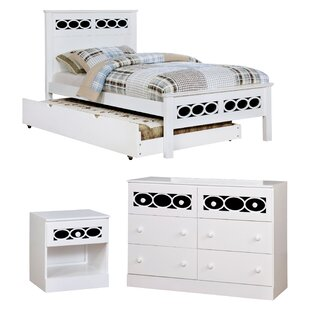 Stephon Panel Configurable Bedroom Set By Zoomie Kids