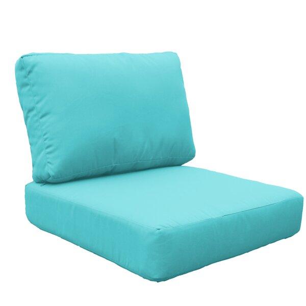 Menifee Indoor/Outdoor Cushion Cover By Brayden Studio