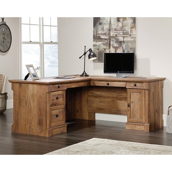Lanagan Reversible L-Shape Desk