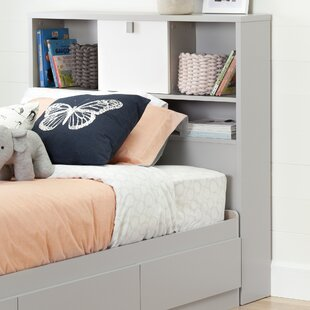 Cookie Bookcase Headboard BySouth Shore
