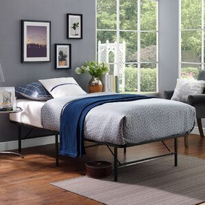 Horizon Steel Bed Frame by Modway