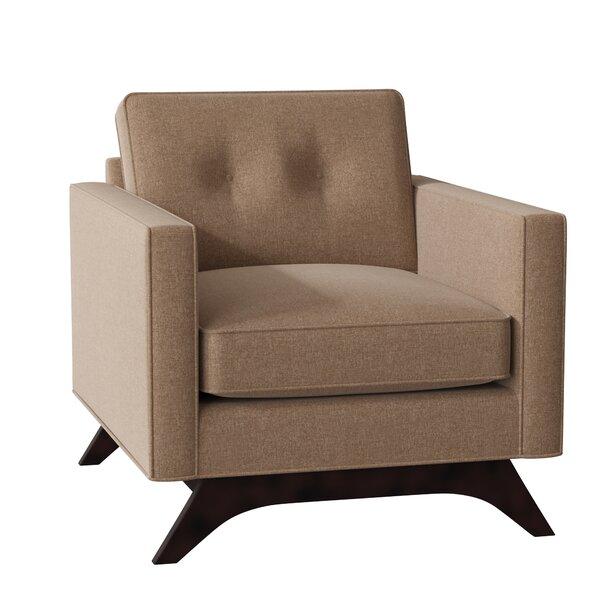 Flinn Armchair by George Oliver