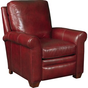Landry 3-Way Lounger Leather Power Recliner by Bradington-Young