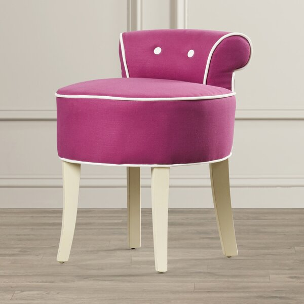 Glanz Vanity Stool by Mercer41