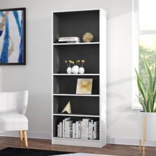 Vernice Standard Bookcase Zipcode Design
