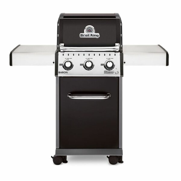 Baron 320 3-Burner Gas Grill by Broil King