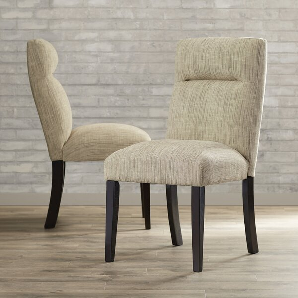 Morency Side Chair (Set of 2) by Brayden Studio