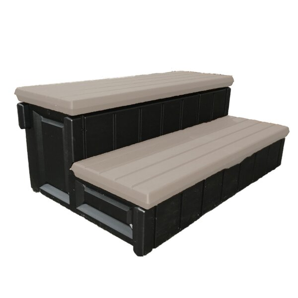 Deluxe Spa Step by Leisure Accents