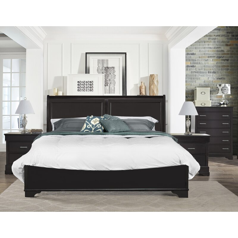 Charming Mcmahon Platform Bedroom Set