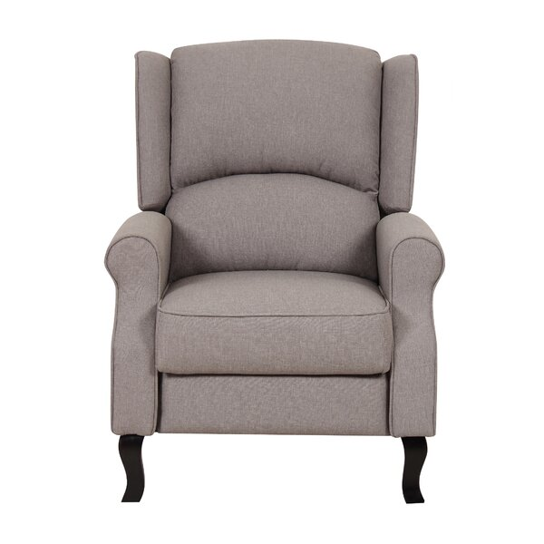 Emma Manual Recliner by Alcott Hill