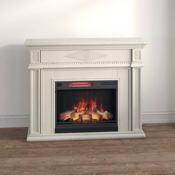 Geneve Electric Fireplace By Ophelia & Co.