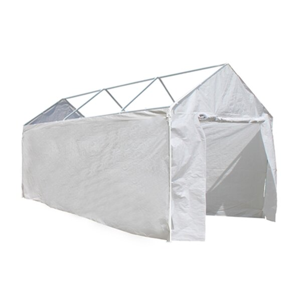 Caravan Carport 8 Ft. X 24 Ft. Canopy By Aleko.