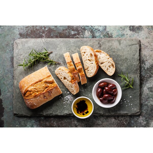 Bread Foam Placemat (Set of 4) by East Urban Home