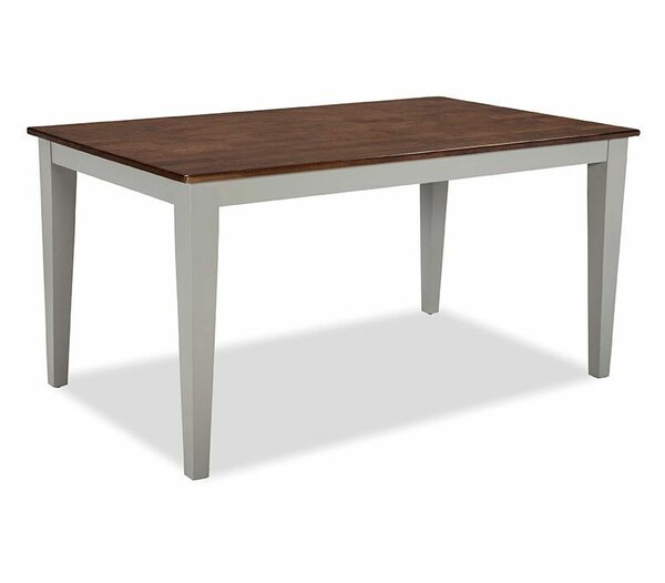 Stanton Solid Wood Dining Table by Gracie Oaks