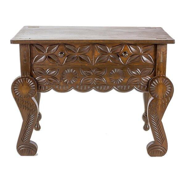 Deals Eastway Esteemed Wood Console Table