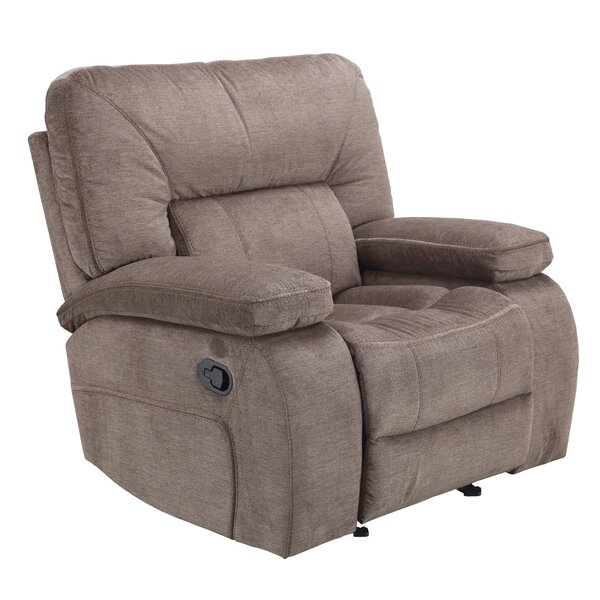 Benno Manual Glider Recliner By Winston Porter