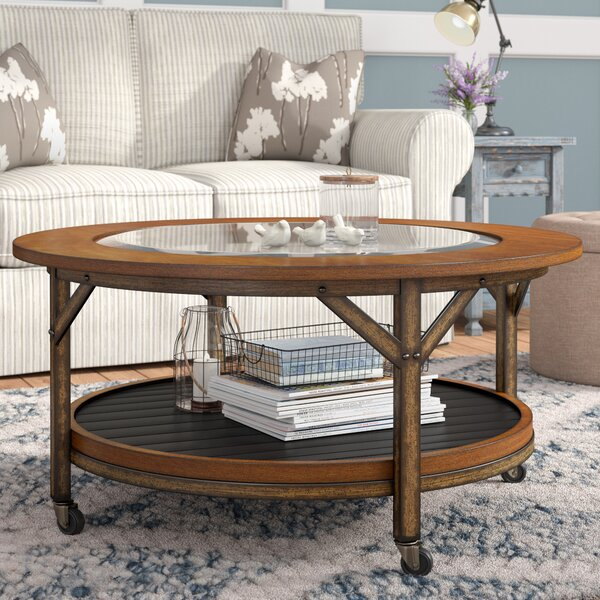 Treutlen Coffee Table By Three Posts
