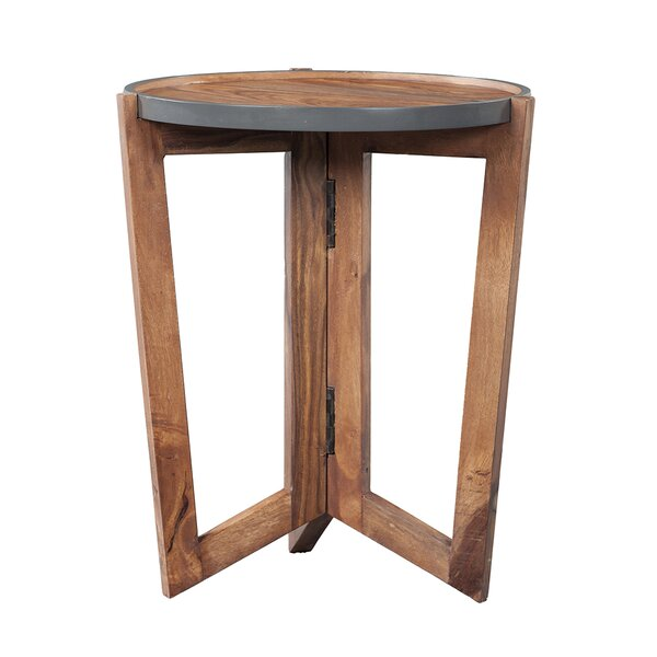 Folkston End Table by Foundry Select