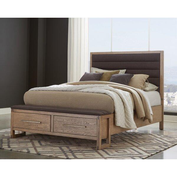 cornelio Upholstered Storage Standard Bed by Orren Ellis