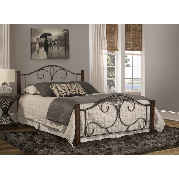 Claunch Standard Bed by Fleur De Lis Living